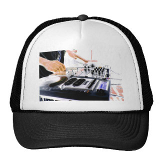 DJ SYSTEM TRUCKER HAT