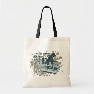 DJ T-shirts and Gifts Tote Bag