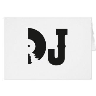 dj felicitación