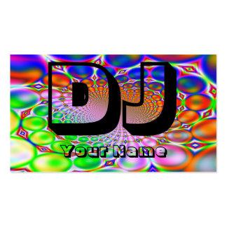DJ TARJETA DE VISITA