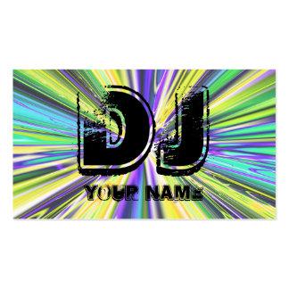 DJ TARJETA PERSONAL