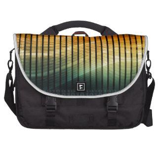 DJ Techno Soundwave Music Disco Laptop Bag