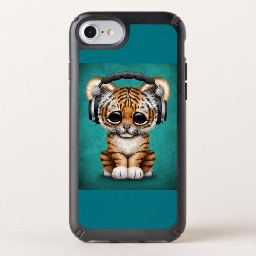 Dj  Tiger iPhone case