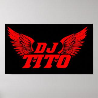 DJ TITO-5 PÓSTER