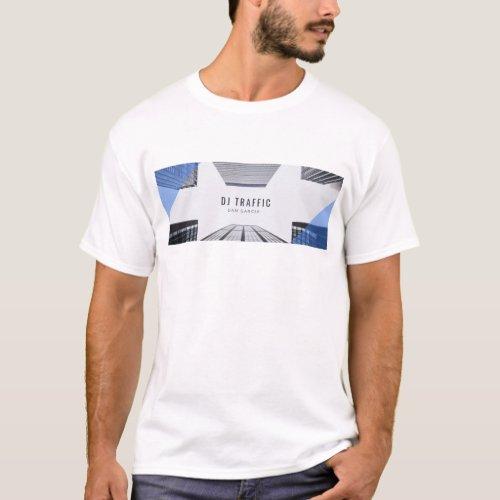DJ Traffic First Logo Edition T-Shirt