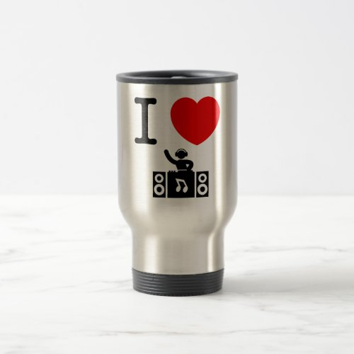 DJ TRAVEL MUG