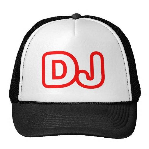 DJ TRUCKER HAT