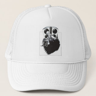 DJ TRUCKER HAT