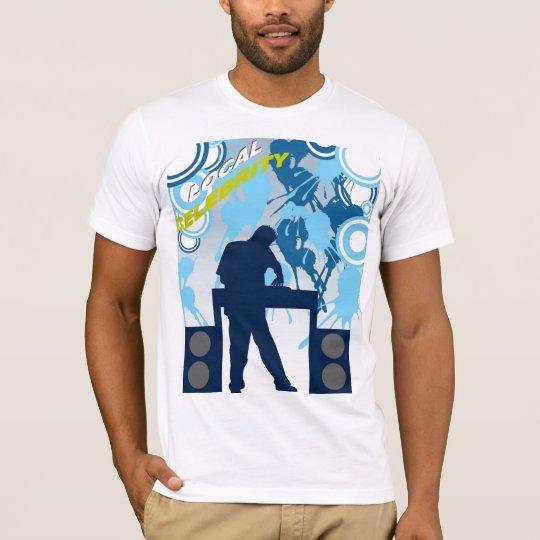 DJ tshirt