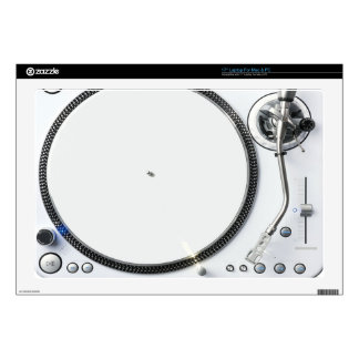 Dj Turntable  Background Skin For Laptop