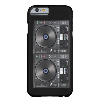 DJ Turntable Barely There iPhone 6 Case