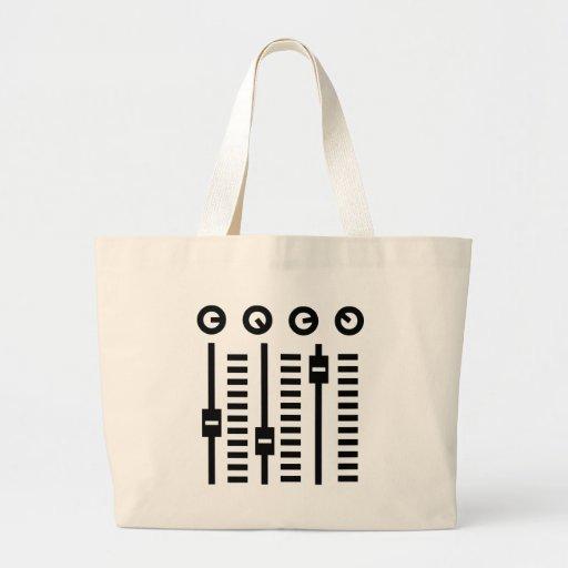 DJ Turntable Canvas Bag