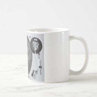 DJ Turntable Coffee Mug