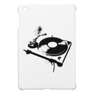DJ Turntable iPad Mini sleeve | Ibiza House Music iPad Mini Case