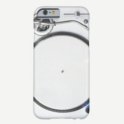 Dj turntable iPhone 6 case