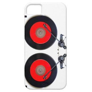 DJ Turntable iPhone SE/5/5s Case