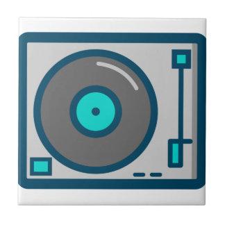DJ Turntable Tile