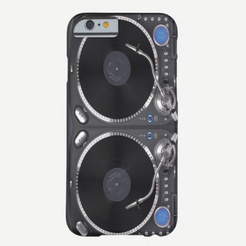 DJ Turntable VOL2 Barely There iPhone 6 Case