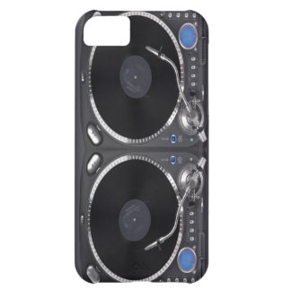 DJ Turntable VOL2 iPhone 5C Covers