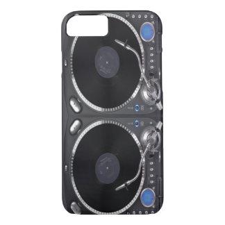 DJ Turntable VOL2 iPhone 8/7 Case