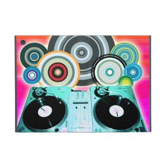 DJ Turntable with Vinyl - Pop Art Cases For iPad Mini