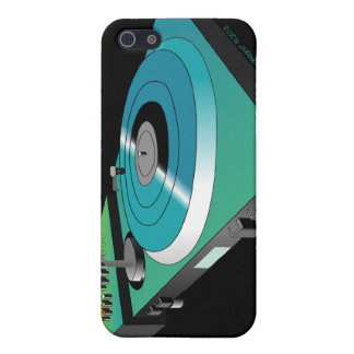 DJ Turntables Case For iPhone SE/5/5s