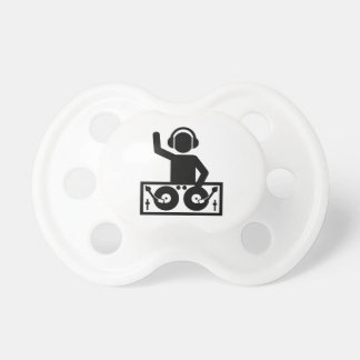 DJ Turntables Pacifier