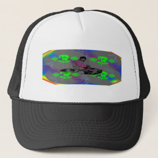 DJ Vinal Spinner Trucker Hat