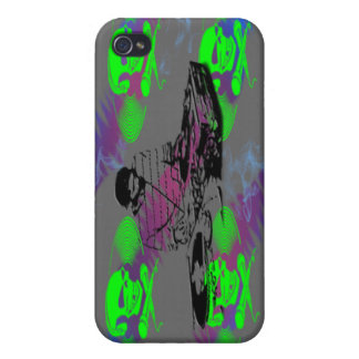 DJ Vinyl Spinner  iPhone 4/4S Case