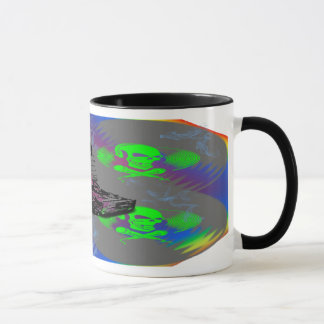 DJ Vinyl Spinner Mug