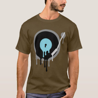 DJ Vinyl Turnable Tee