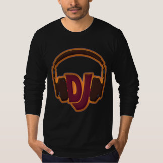 DJ wear headphones T-Shirt