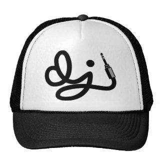 DJ Wire Trucker Hat