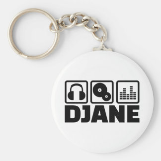 Djane Keychain