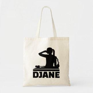 Djane Tote Bag