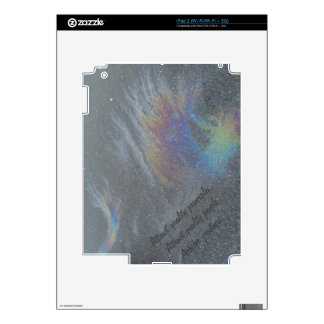 Djaneraimages original prism design iPad 2 skins