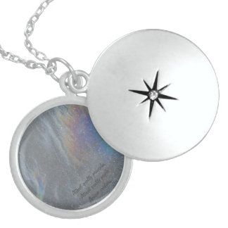 Djaneraimages original prism design sterling silver necklace