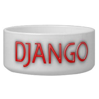 Django Comedero Para Mascota