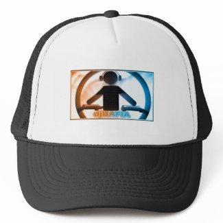 djBAFIA trucker hat 1.2