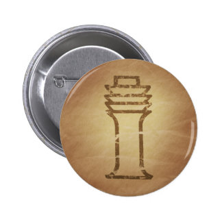 Djed Pillar Stability Magic Charms Buttons
