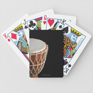 Djembe Bicycle Playing Cards