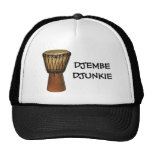 DJEMBE DJUNKIE hat