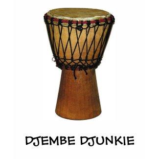 DJEMBE DJUNKIE shirt