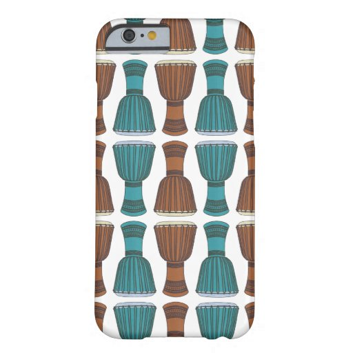 Djembe Drum Pattern iPhone 6 case