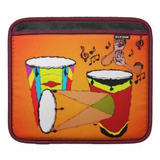 Djembe Drums iPad Sleeve