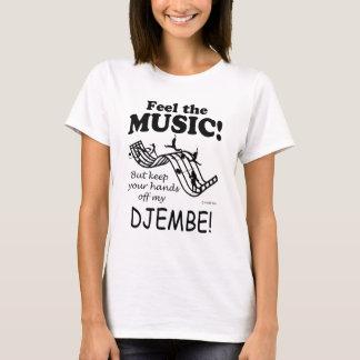 Djembe Feel The Music T-Shirt