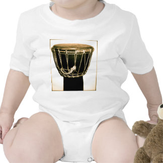 Djembe Music Gifts Bodysuits
