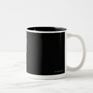 Djembe Two-Tone Coffee Mug