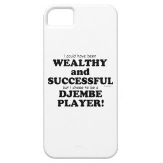 Djembe Wealthy & Successful iPhone SE/5/5s Case