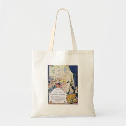 Djer Light-hearted as Paris Herself Tote Bag